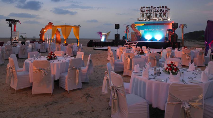 The Zuri White Sands, Resort & Casino, Goa