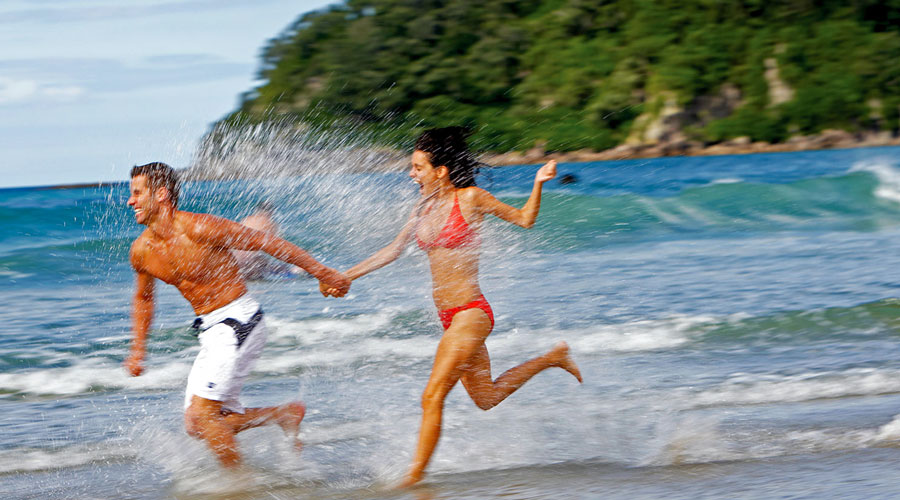 Couple On Beach @ Andaman - 900-500-50