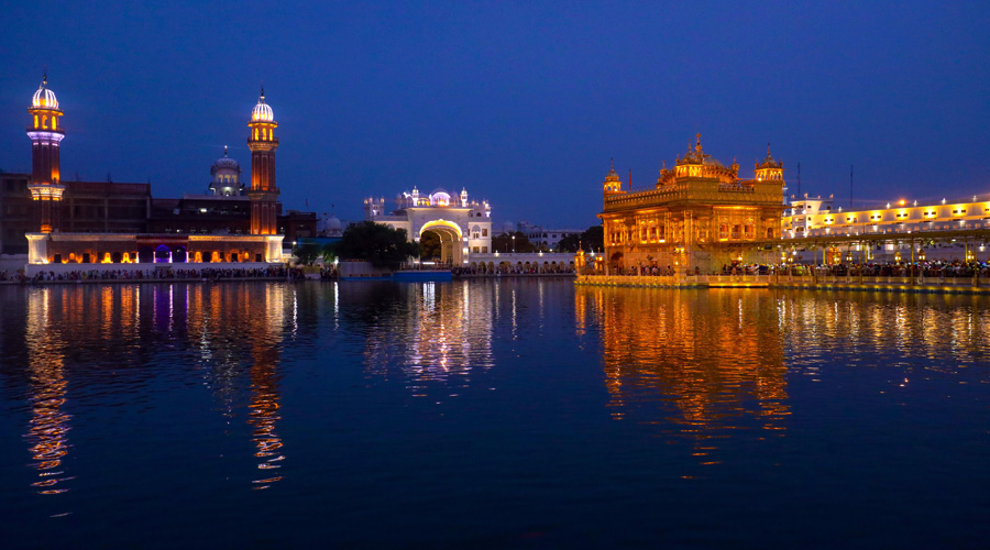 Golden Temple, Amritsir, Punjab, India