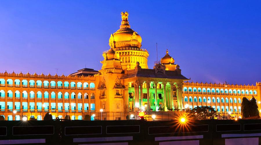 Vidhana Soudha, Bengaluru, Karnataka