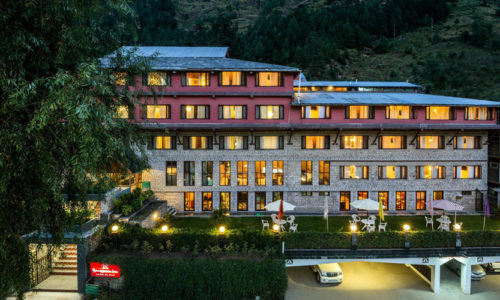 Honeymoon Inn, Manali