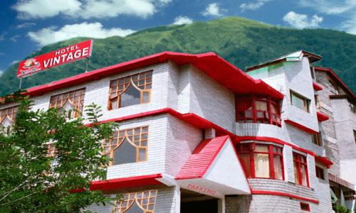 Hotel Vintage, Manali