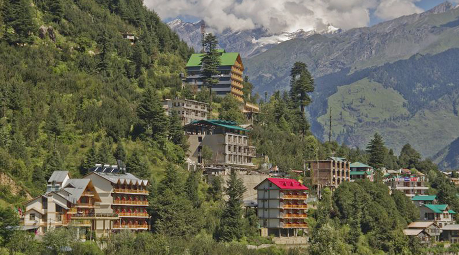 The Holiday Resorts, Cottages & Spa Manali