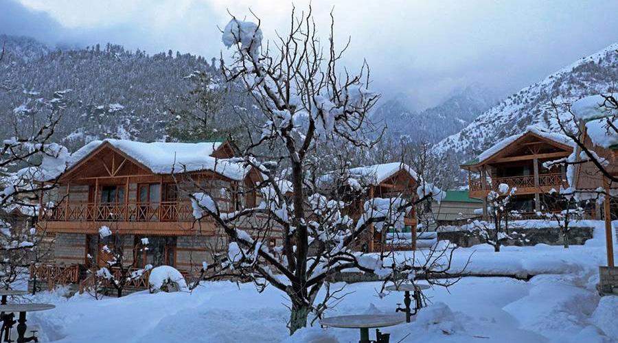 WelcomHeritage Urvashi's Retreat