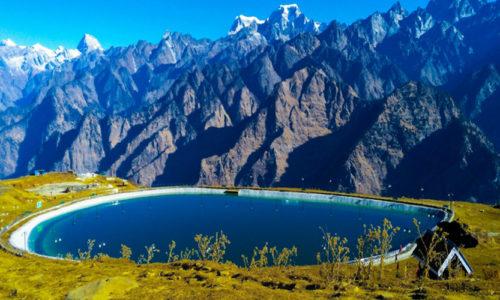 Auli, Uttarakhand, India