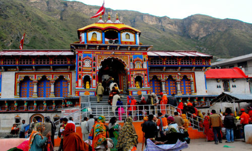 Char Dham, Badrinath, Kedarnath, Kedarnath, Gangotri, Uttarakhand, India