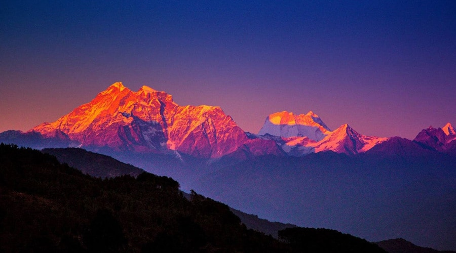 Pelling, Darjeeling, North East, India