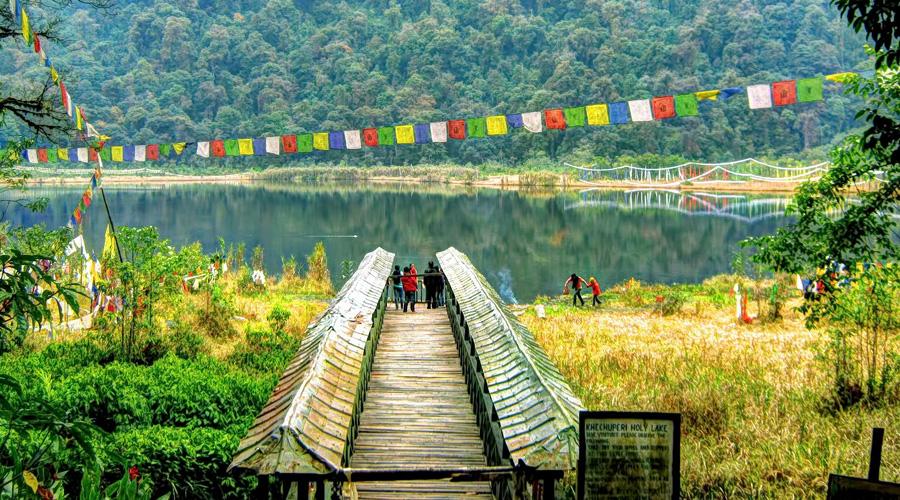 Khecheopalri Lake, Pelling