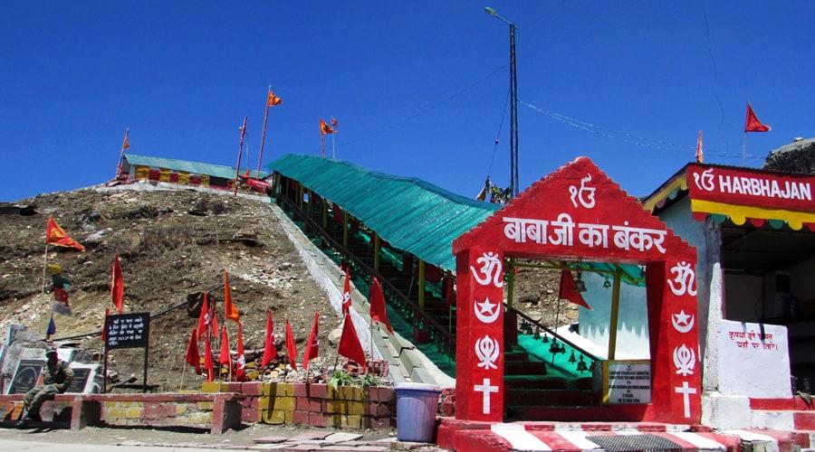 Gangtok, Baba Harbhajan Singh Madir