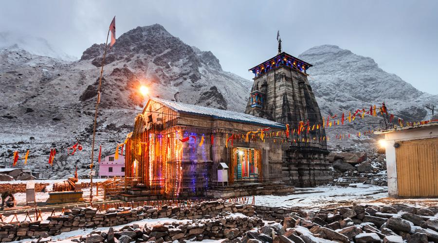 Char Dham, Kedarnath, Kedarnath, Gangotri, Uttarakhand, India