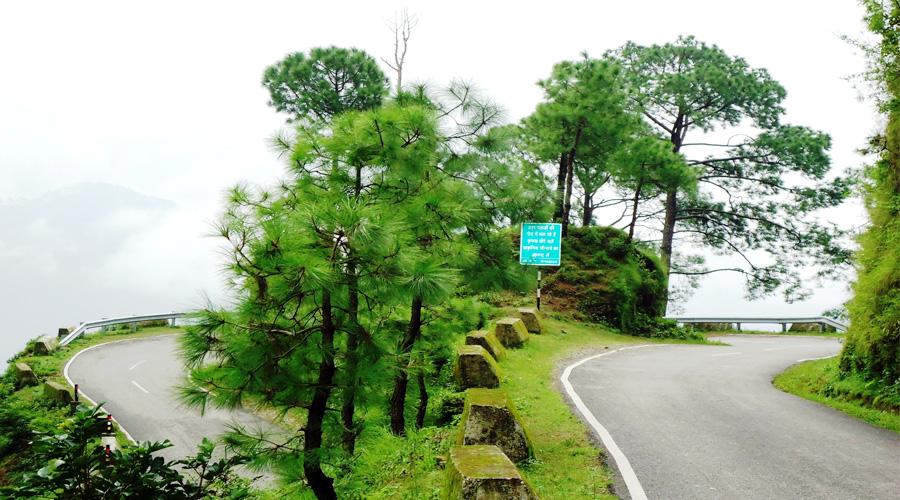 Lansdowne, Uttarakhand, India