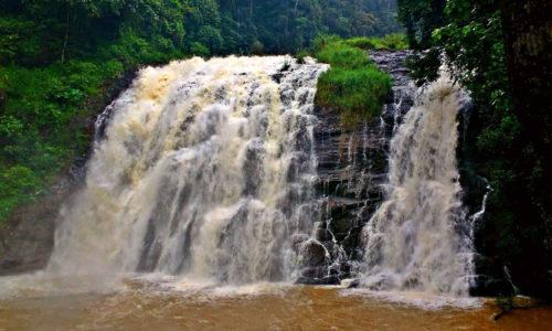 Abbey Falls, Coorg, Karnataka