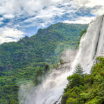 Waterfall, Assam