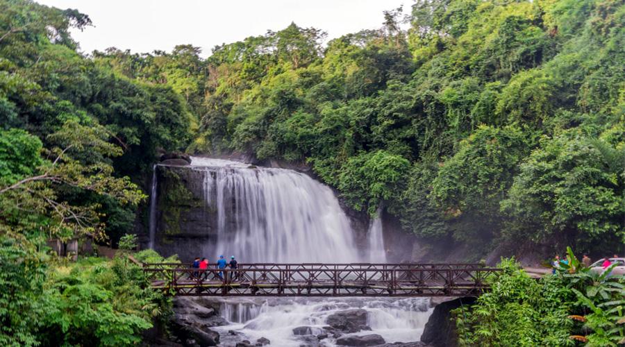 Bophill Falls (Jowai), Meghalaya