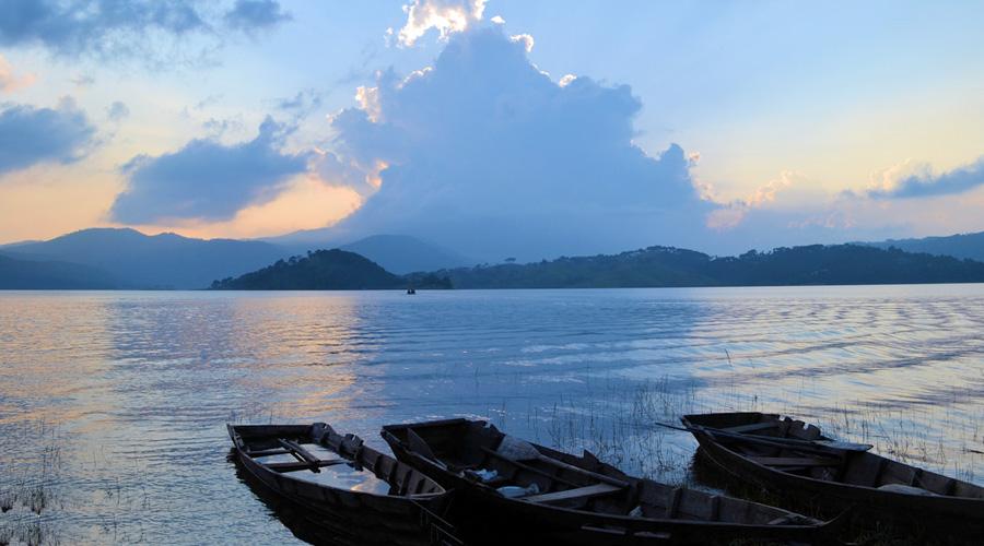 Brahmaputra River, Guwahati, Assam