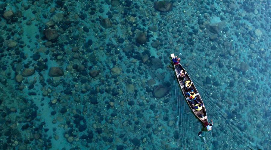 Dawki-River (Wah Umngot), Meghalaya
