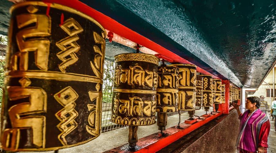 Do-drul Chorten Gangtok