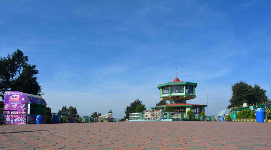 Doddabetta Peak, Ooty, Tamil Nadu