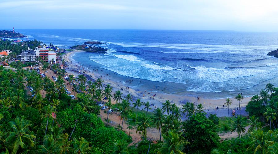 Kovalam, Thiruvananthapuram, Kerala