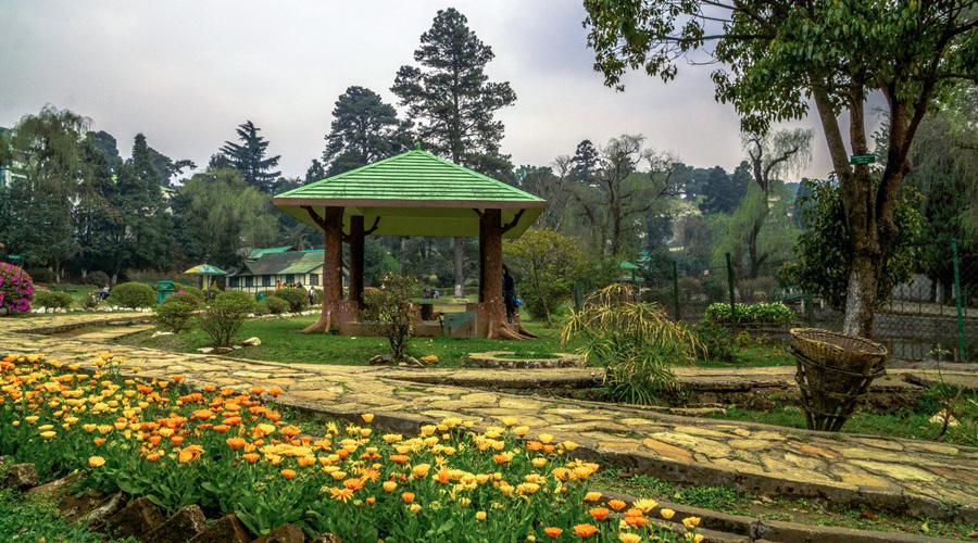 Lady Hydari Park,Shillong