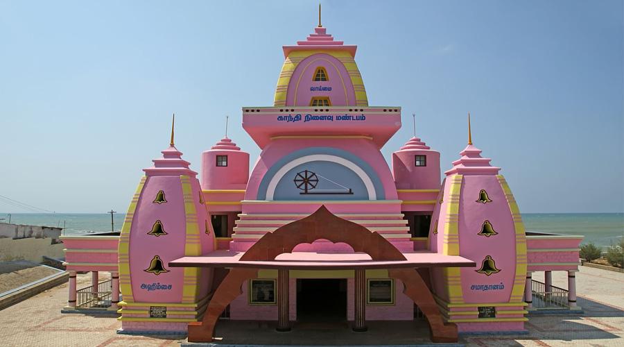 Mahatma Gandhi Mandapam, Kanyakumari, Tamil Nadu