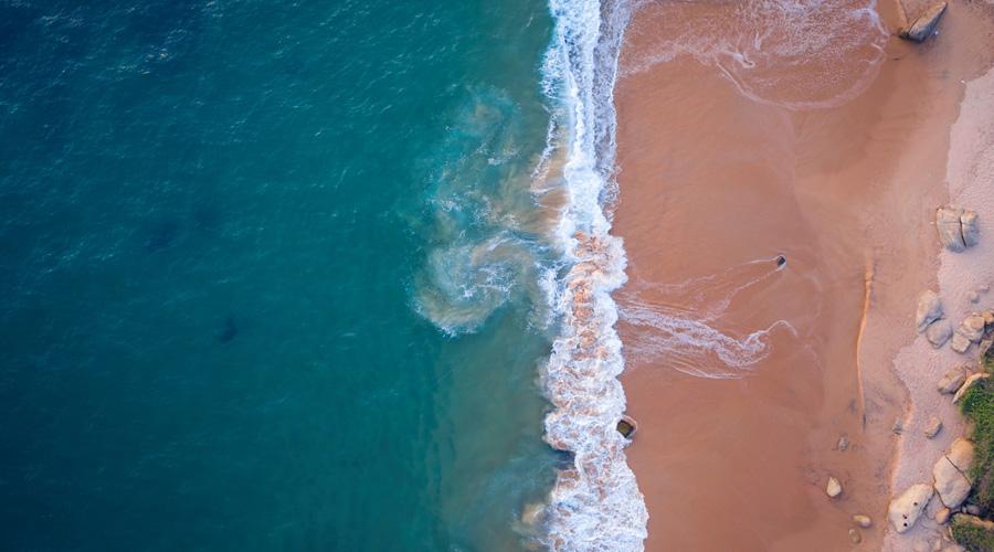 Muttom Beach, Kanyakumari, Tamil Nadu
