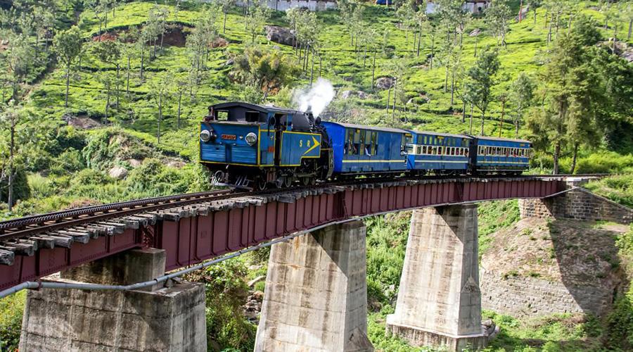 Nilgiri Mountain Railway, Coonoor, Ooty, Tamil Nadu