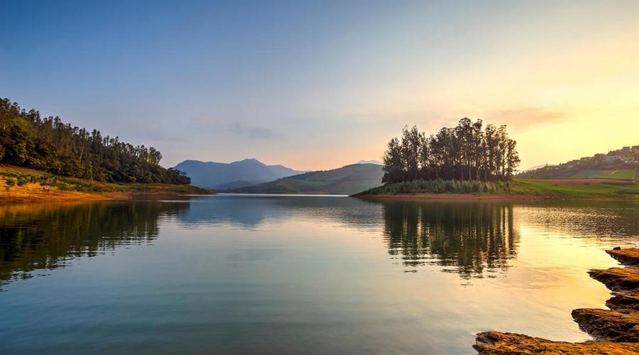 Ooty Lake, Ooty, Tamil Nadu