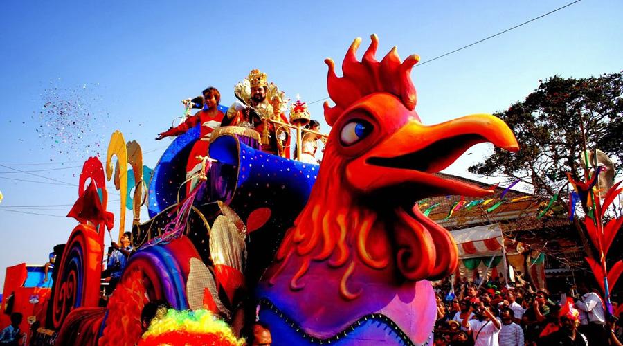Carnival Goa, India