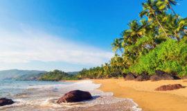 Colva Beach, South Goa, Goa, India