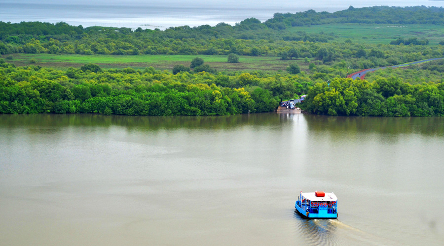 Divar Island, Panjim, North Goa, Goa, India
