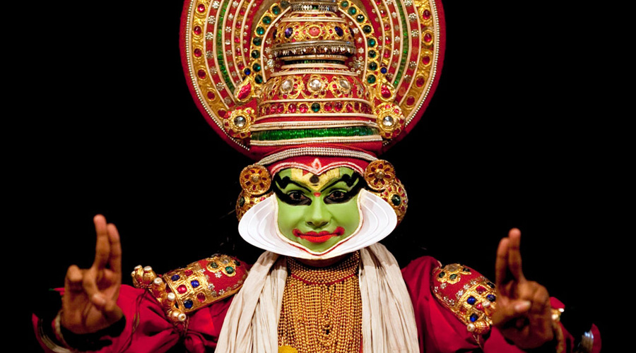 Kathakali Classical Indian Dance, Kerala