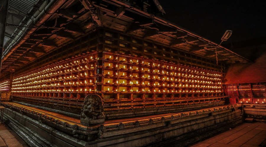 Temple Alappuzha (Alleppey), Kerala