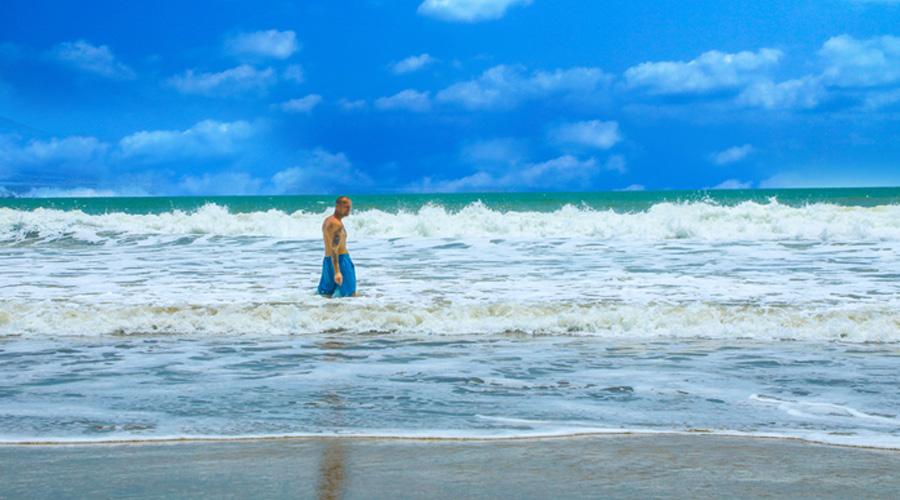 Vagator Beach, Bardez, North Goa, Goa, India