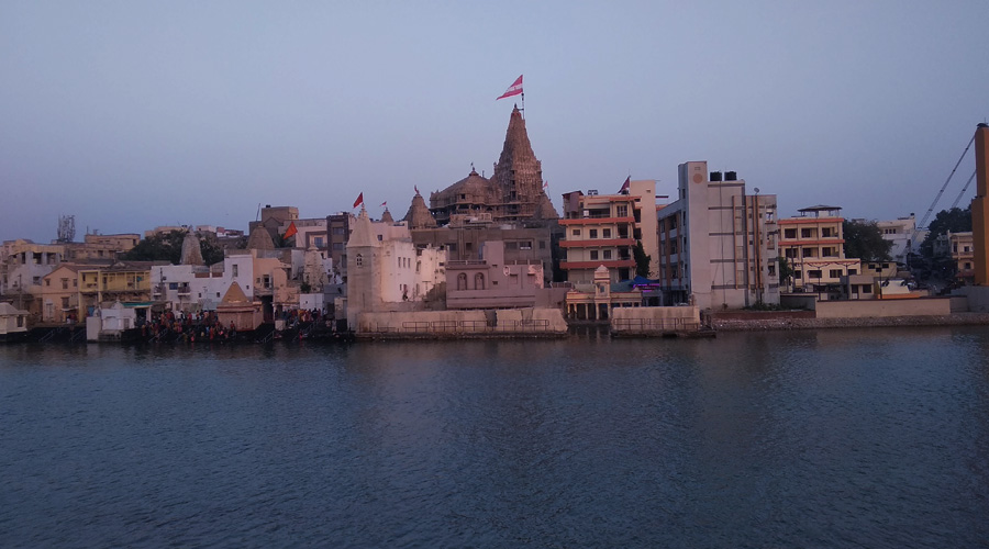 Dwarka, Gujarat, India0