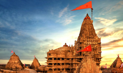 Dwarkadhish Temple, Dwarka, Gujarat, India