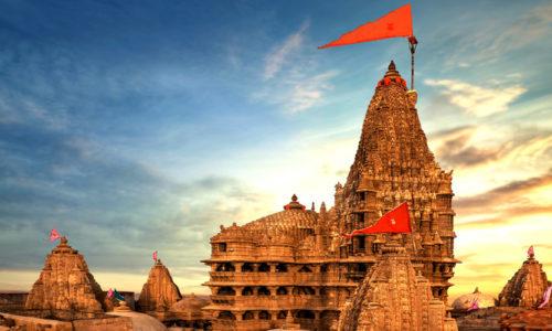 Dwarkadhish Temple, Dwarka, Gujarat, India