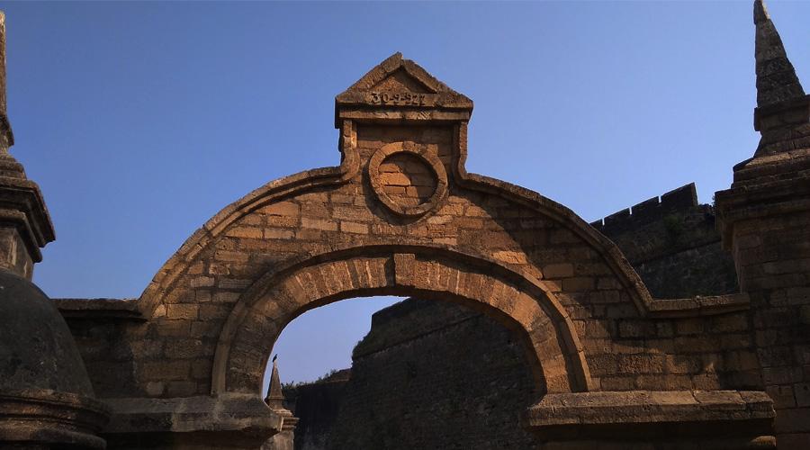 Fort Diu, Daman and Diu, India