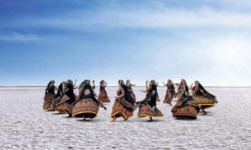 Rann Utsav, Kutch, Bhuj, Gujarat, India