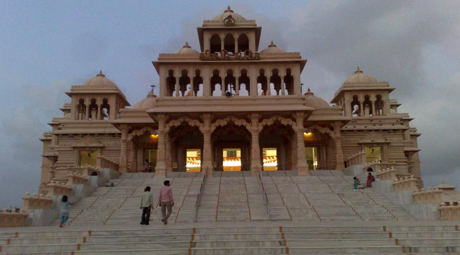Shree Hari Mandir, Shandipani Ashram, Porbandar, Gujarat, India