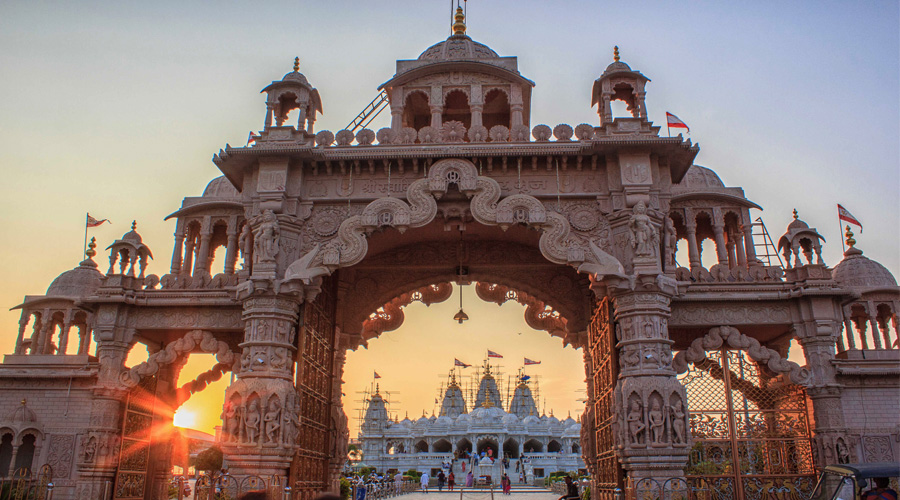 Shri Swaminarayan Temple, Bhuj, Kutch, Gujarat, India