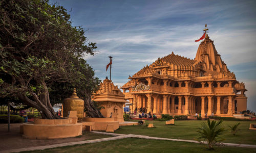 Somnath Temple, Somnath, Veraval, Gujarat, India