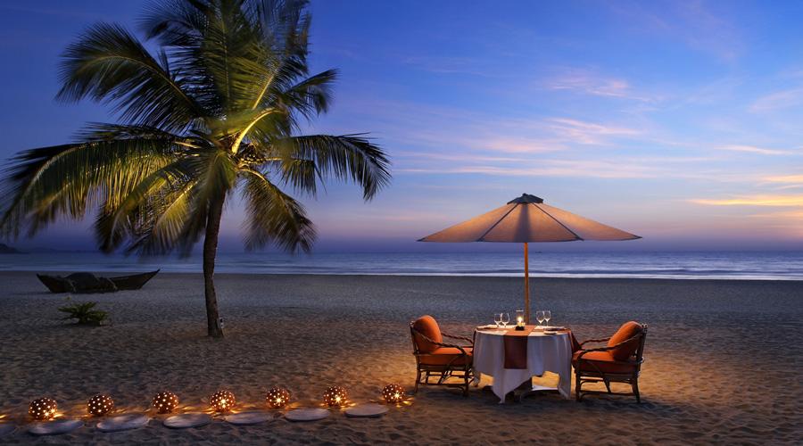 The Leela Goa, South Goa, India