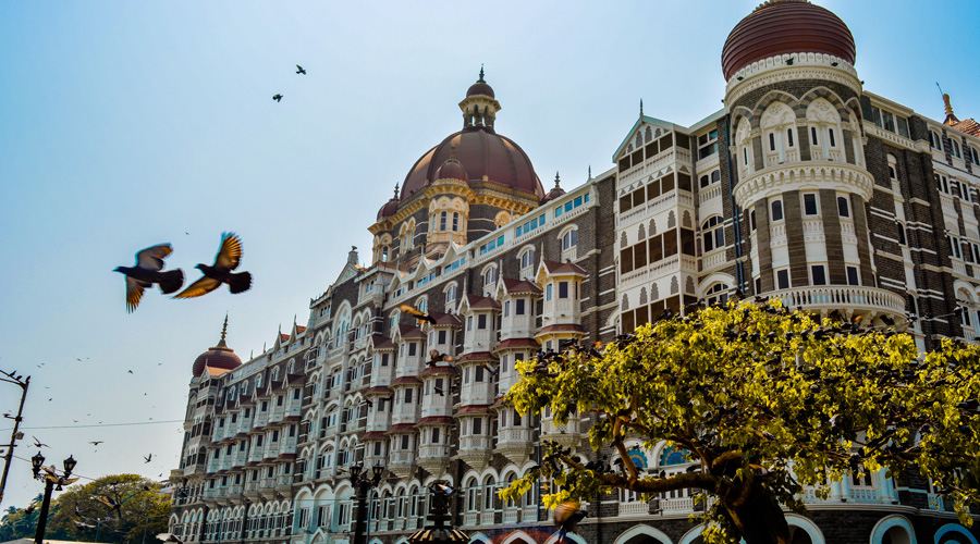 The Taj Mahal Palace, Mumbai, Maharashtra, India
