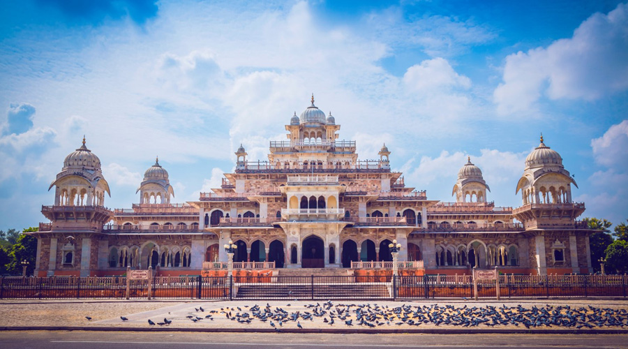 Albert Hall Museum, Jaipur, Rajasthan, India