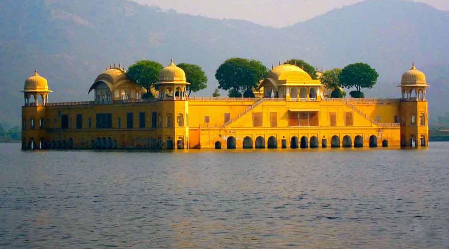 Jal Mahal, Jaipur, Rajasthan, India