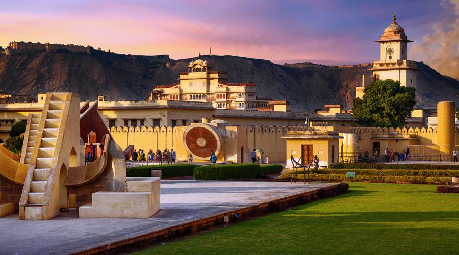 Jantar Mantar, Jaipur, Rajasthan, India