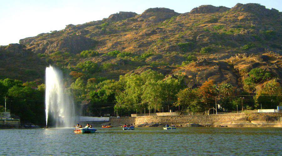 Nakki Lake, Mount Abu, Rajasthan, India