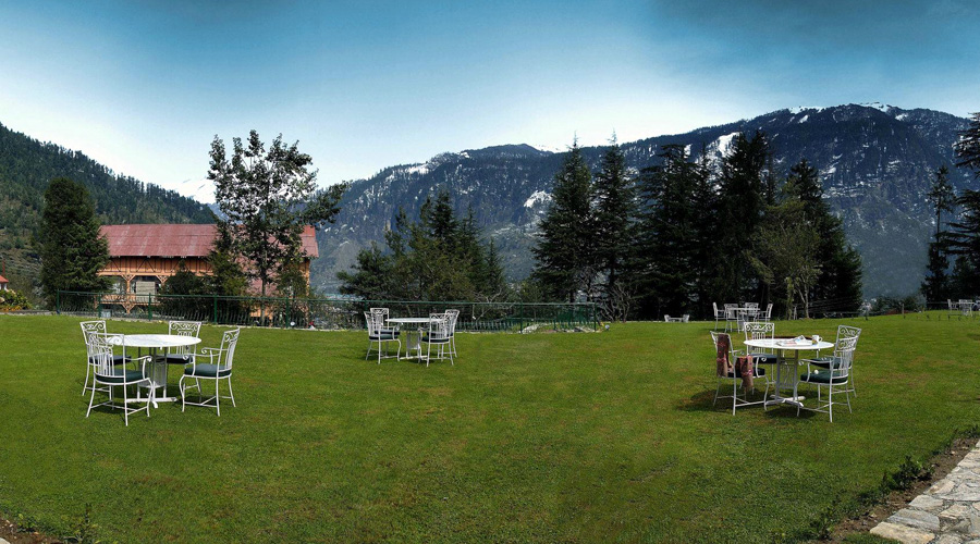 Apple Country Resorts, Manali