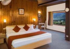 Honeymoon Inn Manali - Deluxe Room